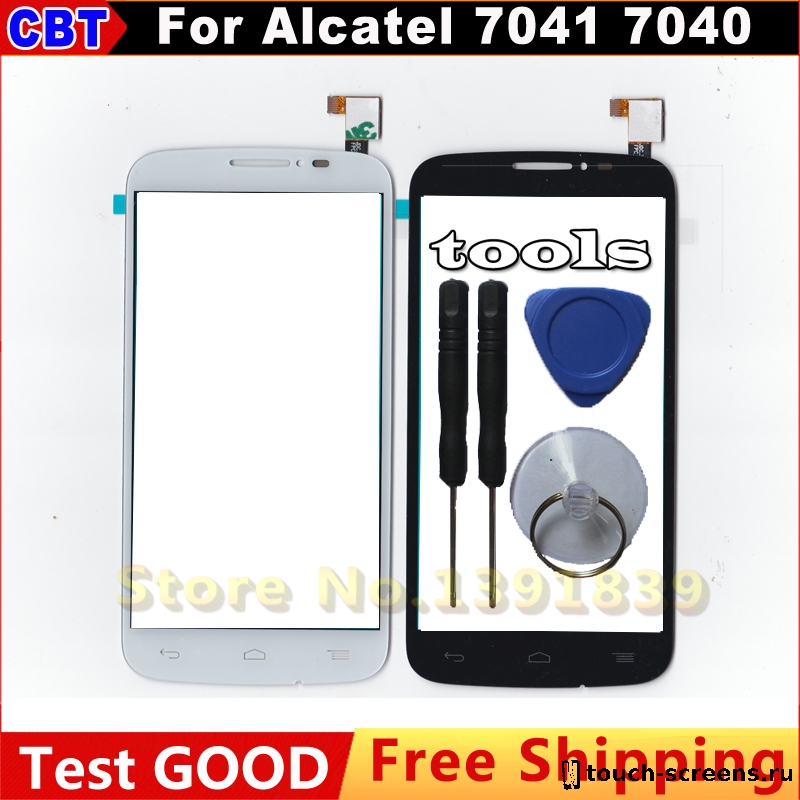 Тачскрин для Alcatel One Touch 1035D, фото 5